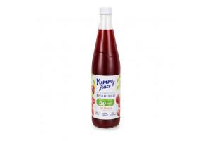 Вишневый нектар без сахара Yummy Juice 0,5 л.